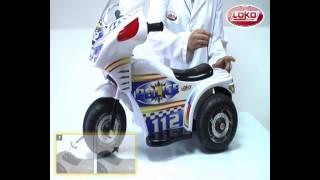 LOKO TOYS - RIDE ON - 99306L-P