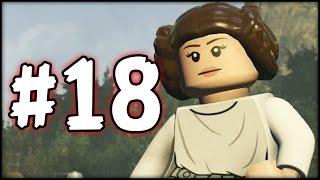 LEGO Star Wars The Force Awakens - LBA - Episode 18! (HD)