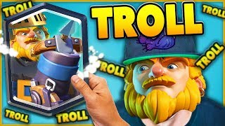 BEST CLASH ROYALE VIDEO EVER! // NICKATNYTE