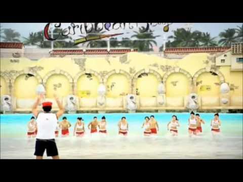 [MV 1080p HD] Girls Generation (SNSD) - Cabi Song (Caribbean Bay CF) - feat 2PM