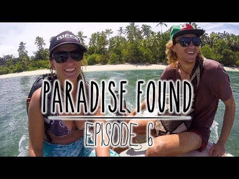 Exploring a Deserted Island in Tonga -Kelefesia Ep.6 (Underwater Ally Adventures)