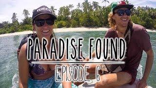 Exploring a Deserted Island in Tonga -Kelefesia Ep.6 (Underwater Ally Adventures)
