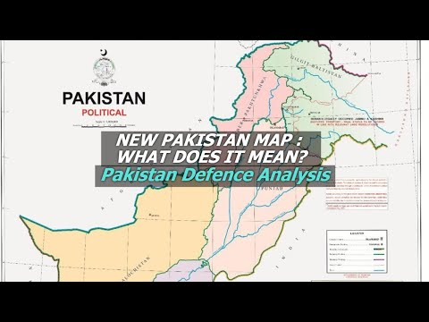 Pakistan's New Political Map : What does it Mean?