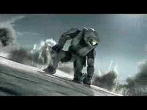 Second Halo 3 Trailer