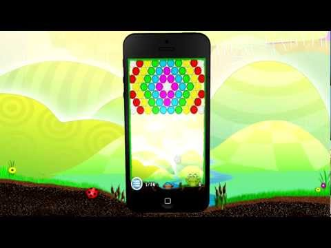 Bubble Shooter Adventures Official Trailer 2013   FREE game for iPhone, iPod touch, iPad