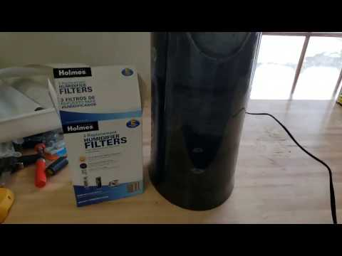 How To Change The Filter In A Bionaire Humidifier