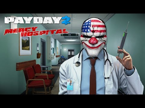 PAYDAY 2: NO MERCY (Plan A) en One Down + Bonus Clip