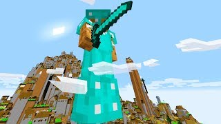 That Time I Became 1000 Feet Tall in Minecraft