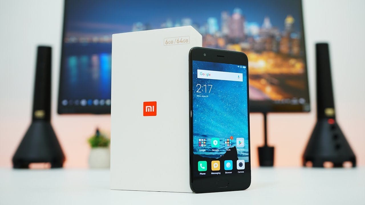 Unboxing Xiaomi Mi6 Indonesia – Simpel Nan Menggoda!