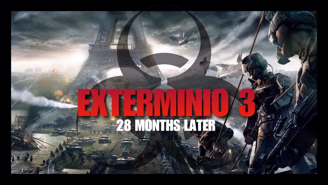 Exterminio 3 Como Sera La Pelicula 28 Meses Despues Youtube