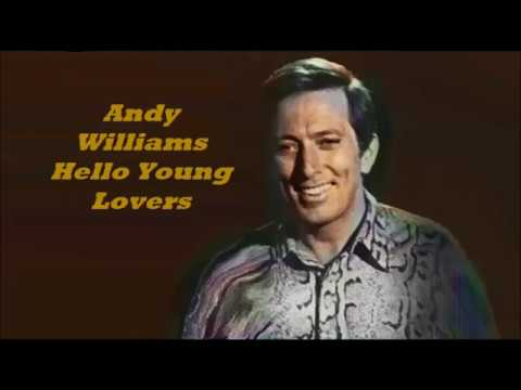 Andy Williams.......Hello Young Lovers. mp3
