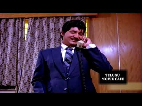 ILLALU PRIYURALU | TELUGU FULL MOVIE | SHOBAN BABU | SUHASINI | TELUGU MOVIE CAFE