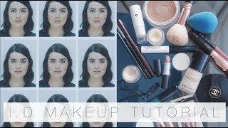 Passport Photo Makeup Tutorial | The Anna Edit
