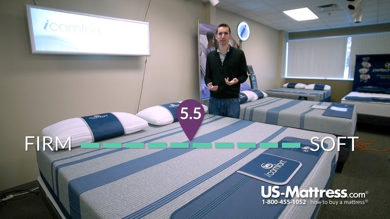 serta icomfort blue max 3000 elite plush mattress expert review