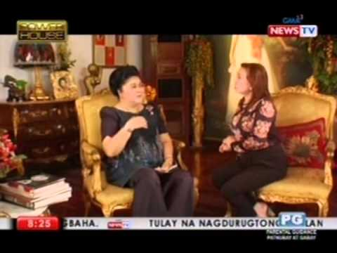 "Ferdinand Marcos to Imelda: ""It's not love at first sight. I've loved you all along."""