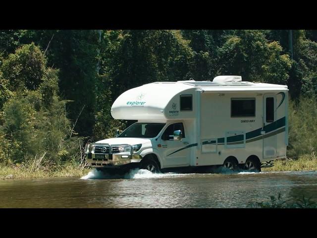 Explorer Motor Homes - Discovery