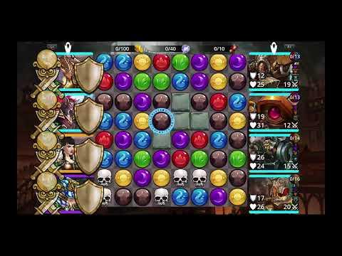 Gems of War: Quest in Tinker Town  