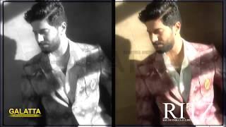 Exclusive Video: Dulquer Salmaan  Photoshoot Making