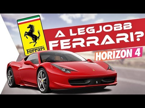 Legjobb FERRARI a FORZA Horizon 4-ben? 😮 thumbnail