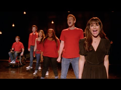 GLEE - Don't Stop Believin' (Season 4) (Full Performance) HD