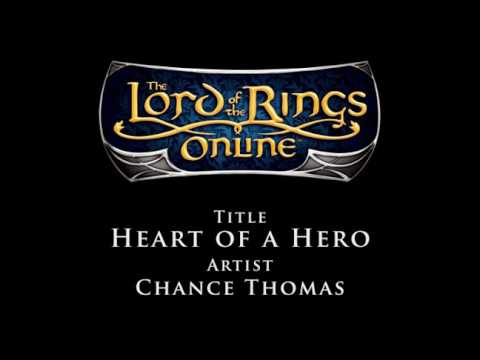 #10: Lord of the Rings Online Soundtrack - Chance Thomas - Heart of a Hero