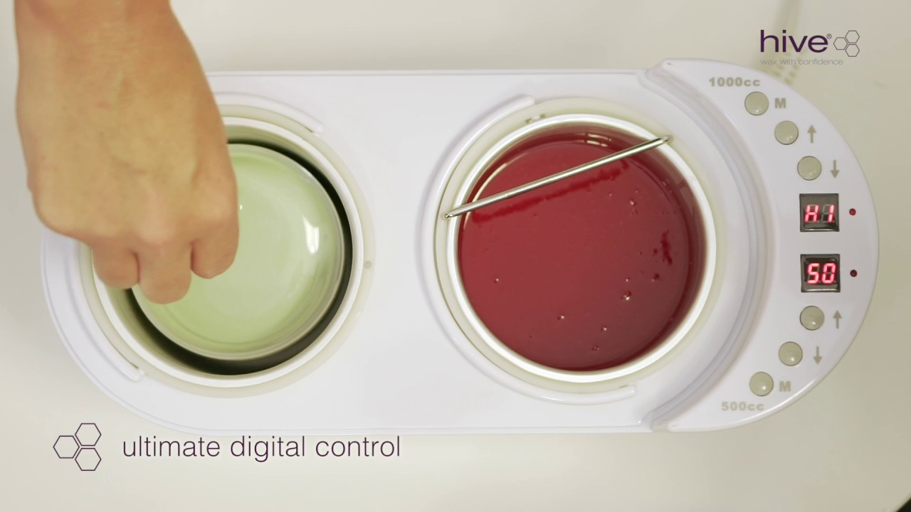 Dual Digital Wax Heater | HIVE Wax