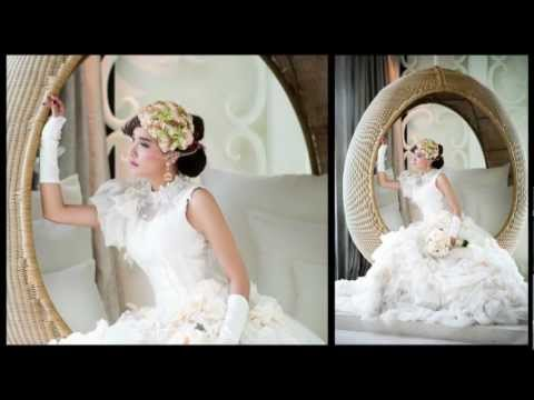 ชุดแต่งงาน Ploy Cherman Design By PARIS KHONKAEN @Wedding creation