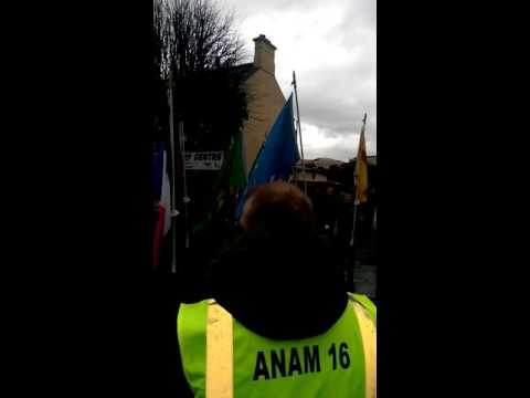 ANAM 16 Parade, Newry. Easter Saturday 2016