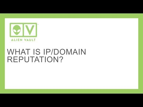 What is IP/Domain Reputation?