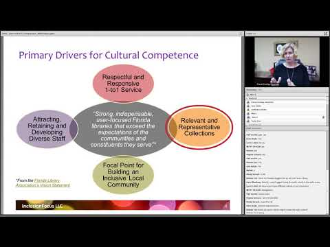 02/03/17 DDI D is for Developing Cultural Competence