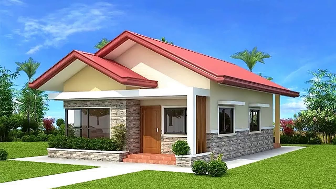 8 Different Design Of A 3 Bedroom Bungalow House Youtube