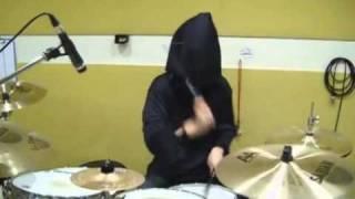 [K-ON!!] けいおん!! Utauyo!!MIRACLE 叩いてみた [Drum Cover]