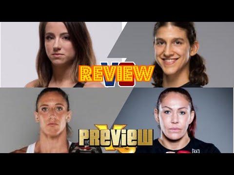 UFC 246 Review, Budd Vs. Cyborg Preview: WMMA Scene Report Ep. 52