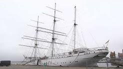 Gorch Fock I (Museumsschiff Stralsund)
