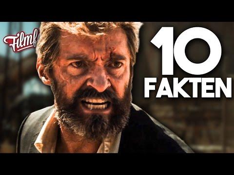LOGAN - 10 Fakten zum neuen WOLVERINE-Film