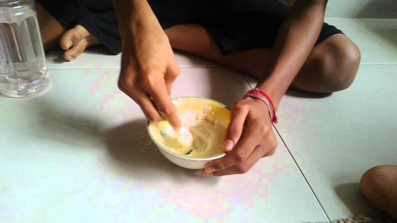 How To Make Slime Without Glue, Borax,tide And Persil This Is The Best And  Cheapest Way To Make  Youtube