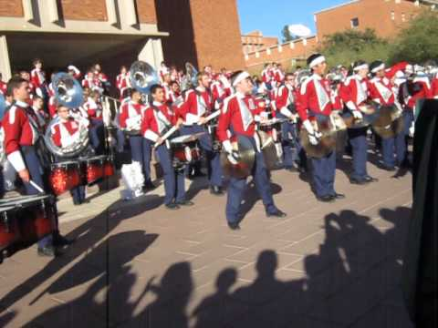Pride of Arizona post-game concert