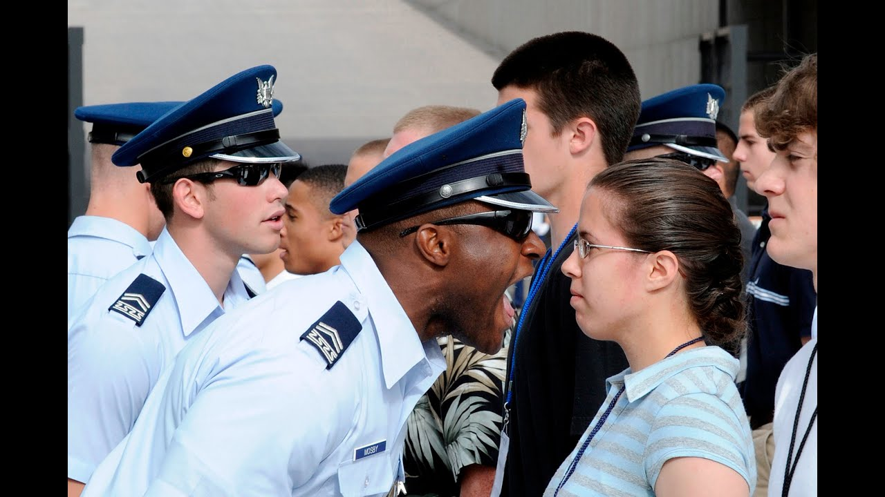 United states air force academy basic cadet training class of 2019 youtube - Military officer training school ...