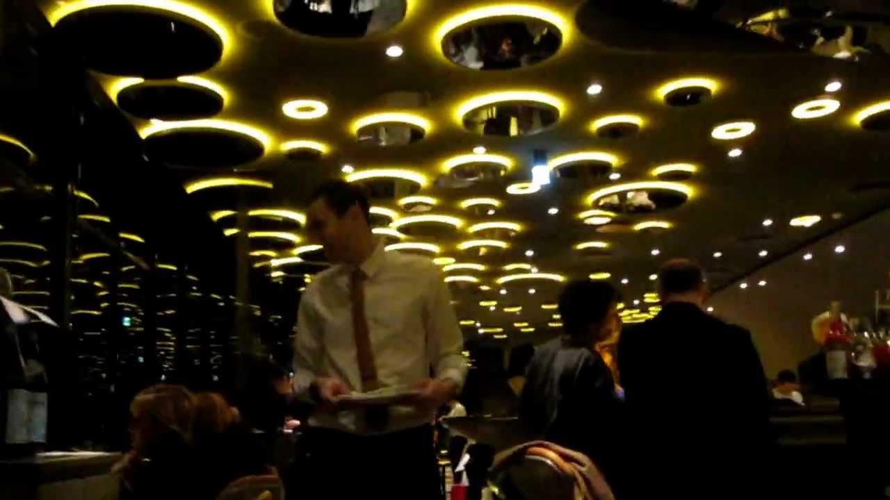 restaurant ciel de paris montparnasse - youtube - Ciel De Paris Franzosische Restaurant