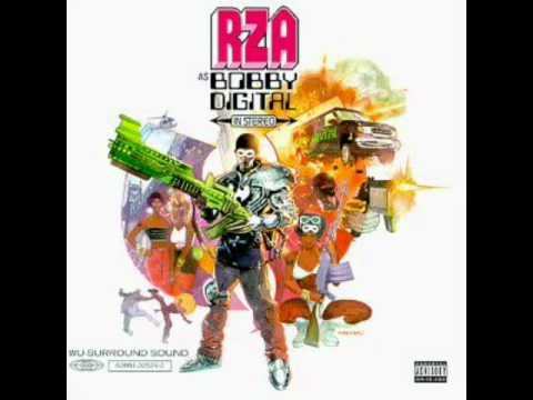 RZA as Bobby Digital - B.O.B.B.Y.