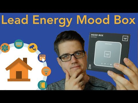 Lead Energy Mood Box - ein neues SmartHome System?