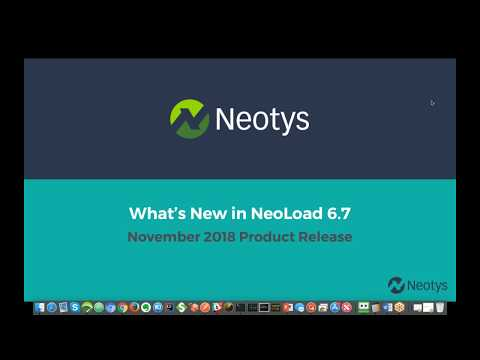 What's New in NeoLoad? - Neotys