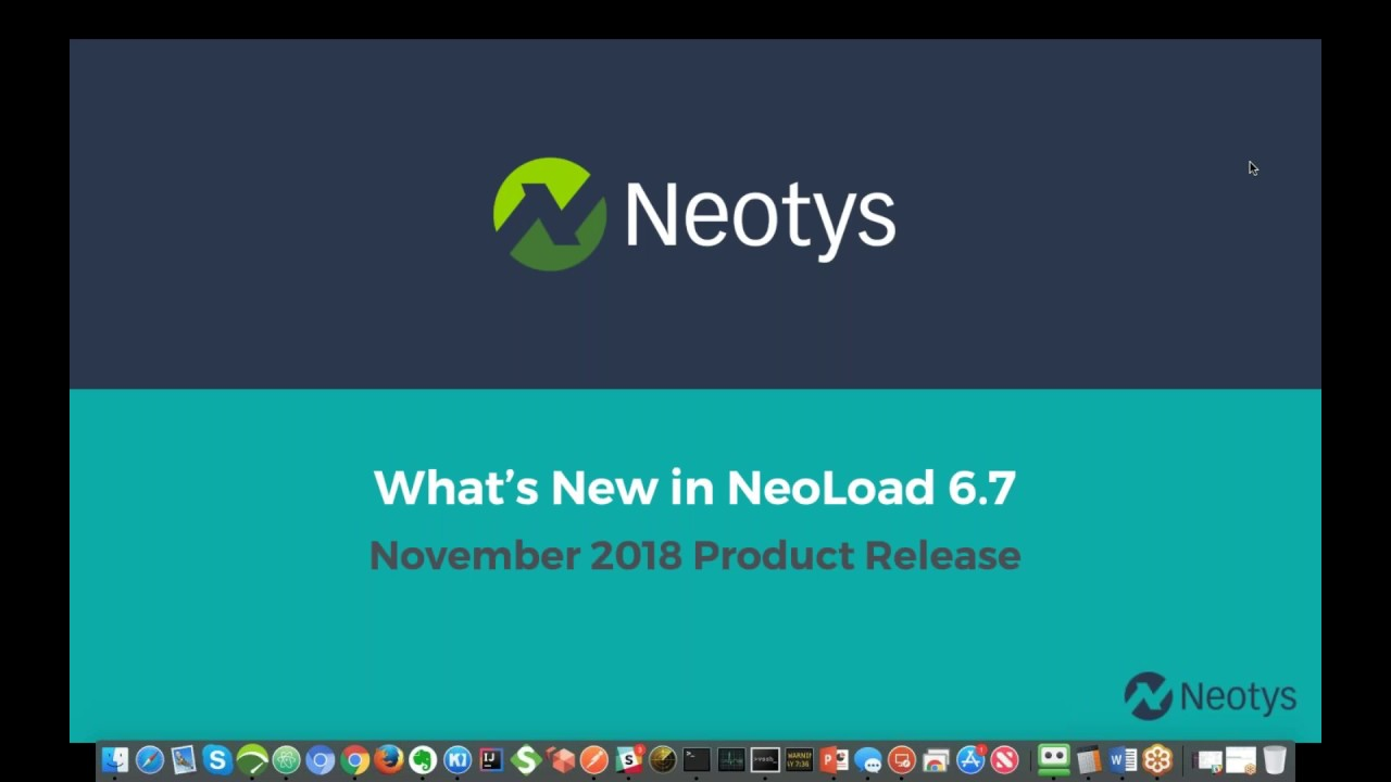 NeoLoad 6 7 - Neotys