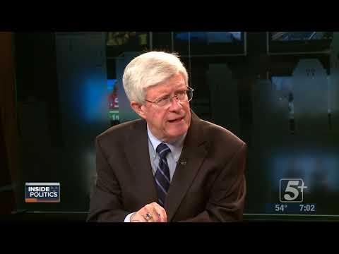 Inside Politics: Candidate For Governor, Karl Dean P.1