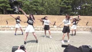 2016/08/14 12時30分~ 城天あいどるストリート Vol.10 大阪城公園 Team...