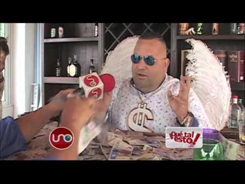 El youtuber que se baña en millones gracias al arcángel del dinero