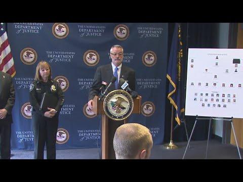 Oregon US Attorney: 41 People Ensnared In Major Drug Bust