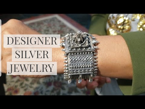 DESIGNER SILVER JEWELRY FOR ALL OCCASIONS | ALL INDIA DELIVERY 💕💕😇8800871200