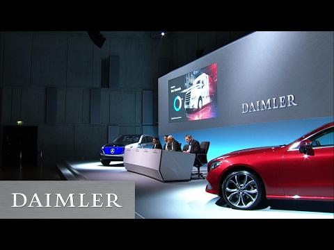 Daimler AG Annual Press Conference