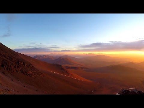 LLULLAILLACO (6739M) - ATACAMA DESERT ALTITUDE ADVENTURE - CHILE